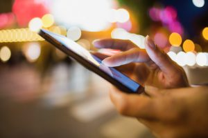 P2P texting restrictions